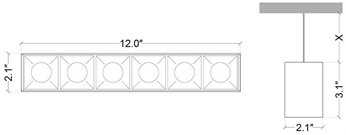 Symmetrical Baffles