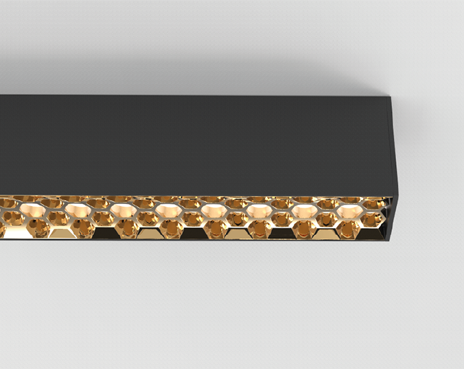 Honeycomb TIR