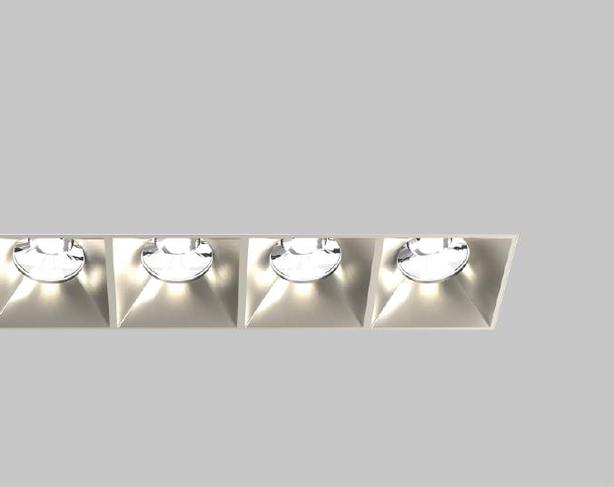 Billet - Symmetrical Baffles