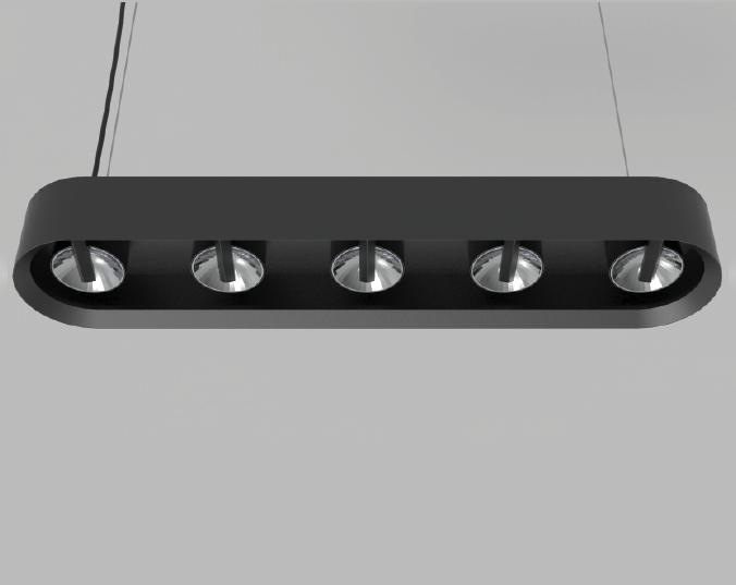 Eclipse - Multi - 5 reflectors