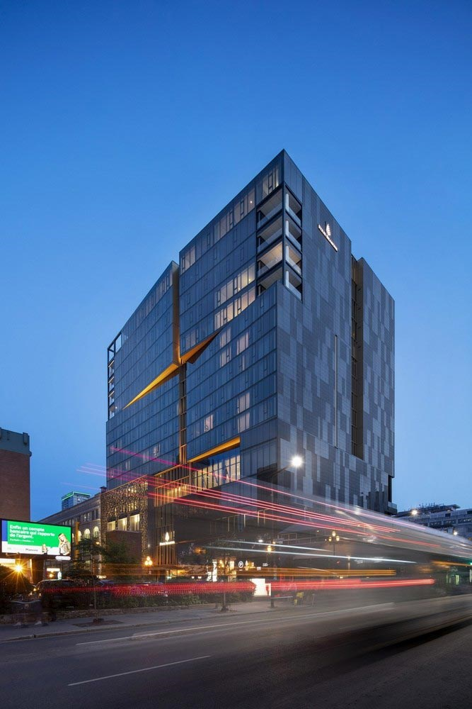 Four Seasons Hotel in Montreal, Quebec