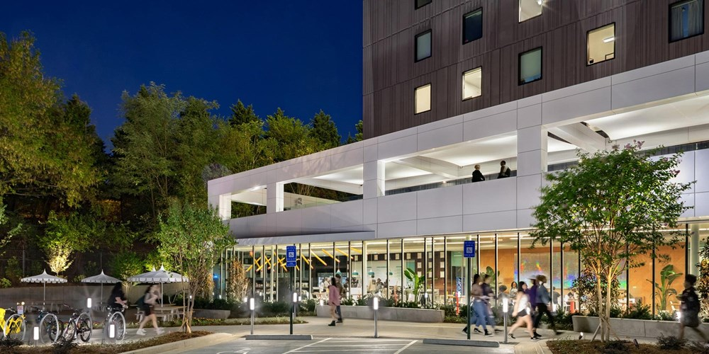 SCAD Forty Residence Hall